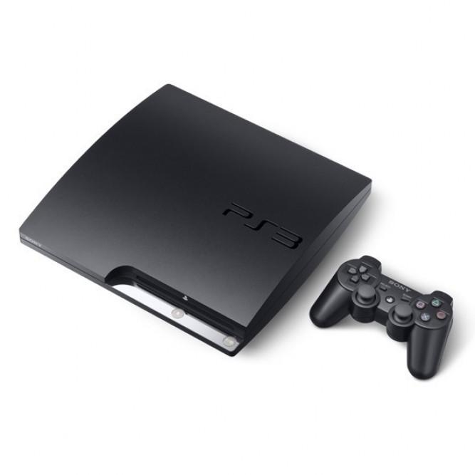 Приставка Sony PlayStation 3 Slim (500 Гб) б/у