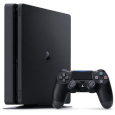 Приставка Sony PlayStation 4 Slim 500 Гб б/у