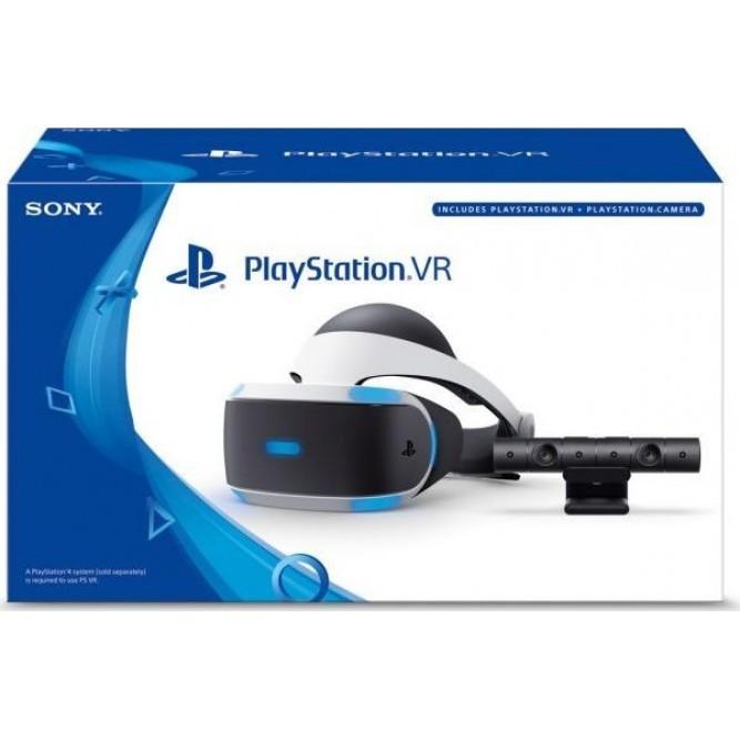 Шлем PlayStation VR б/у