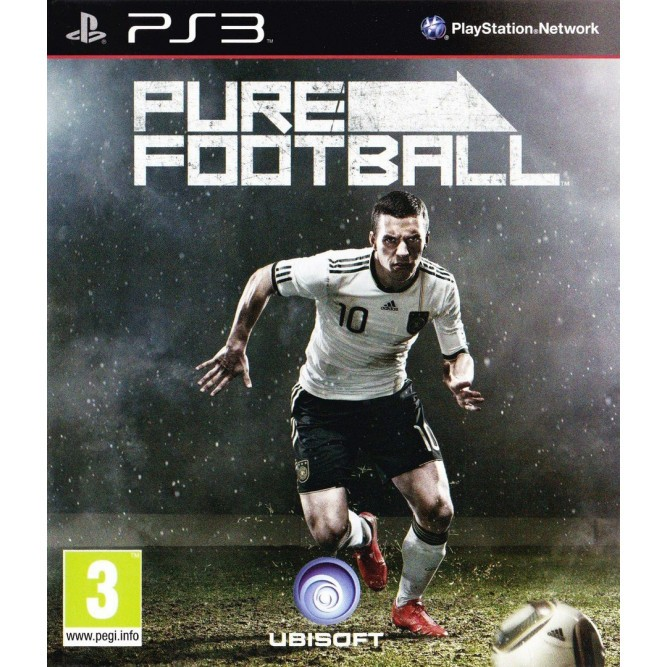 Игра Pure Football (PS3) б/у