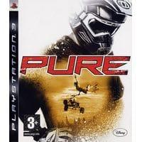 Игра PURE (PS3) б/у