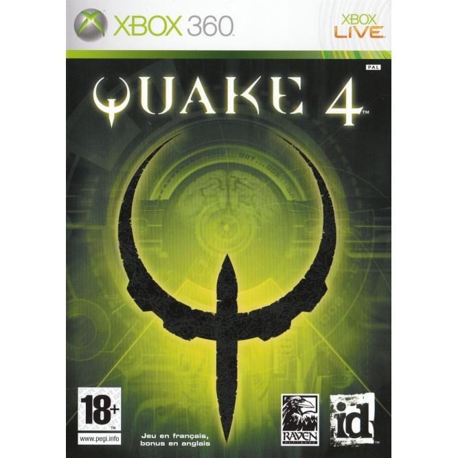 Игра Quake 4 (Xbox 360) б/у