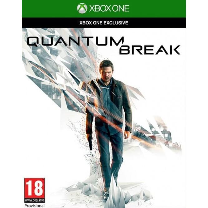 Игра Quantum Break (Xbox One) б/у