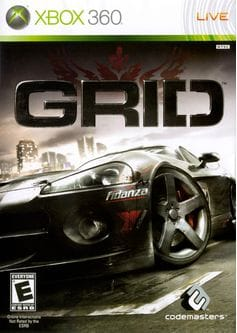 Игра Race Driver: GRID (Xbox 360) б/у