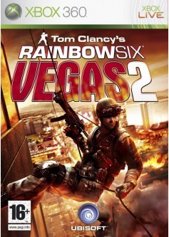 Игра Tom Clancy's Rainbow Six: Vegas 2 (Xbox 360) б/у (rus)