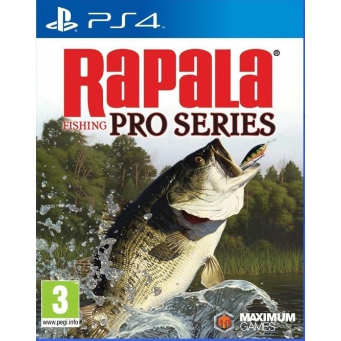 Игра Rapala Fishing: Pro Series (PS4) (eng)
