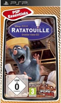 Игра Disney Pixar Рататуй (PSP) б/у (rus)
