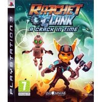 Игра Ratchet and Clank: A Crack in Time (PS3) б/у