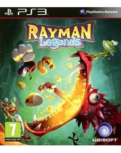 Игра Rayman Legends (PS3) б/у