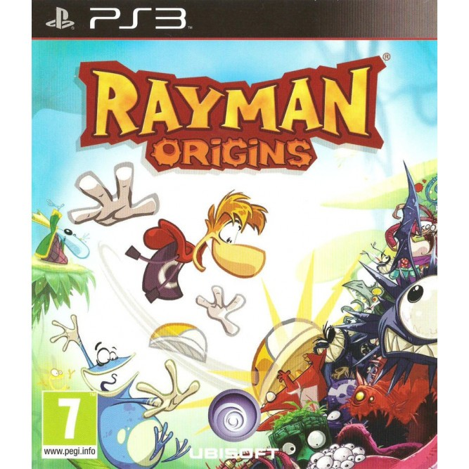 Игра Rayman Origins (PS3) б/у