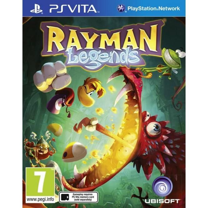 Игра Rayman Legends (PS Vita) б/у
