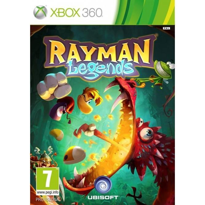 Rayman Legends (Xbox 360) б/у