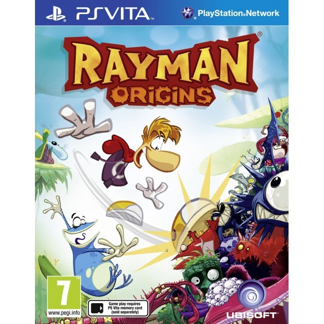 Игра Rayman Origins (PS Vita)