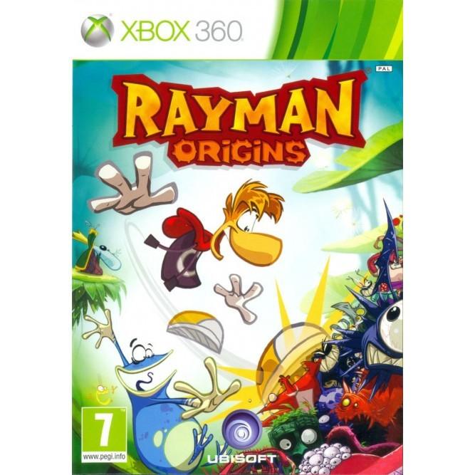 Игра Rayman Origins (Xbox 360) б/у