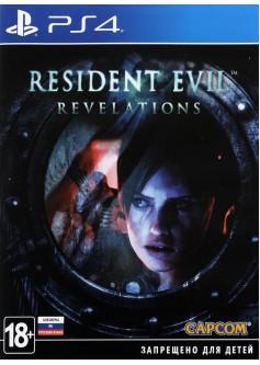 Игра Resident Evil: Revelations (PS4) б/у