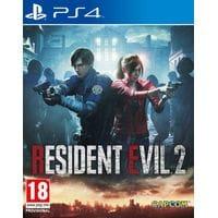 Игра Resident Evil 2: Remake (PS4) б/у (rus sub)