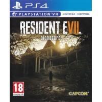 Игра Resident Evil 7 (PS4) б/у (rus)