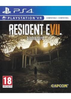 Игра Resident Evil 7 (PS4) (rus)