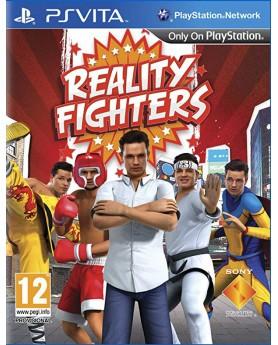 Игра Reality Fighters (PS Vita) б/у