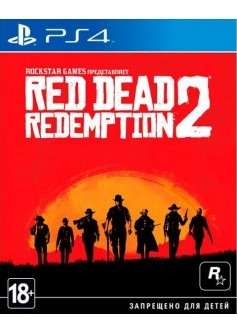 Игра Red Dead Redemption 2 (PS4) (rus sub)
