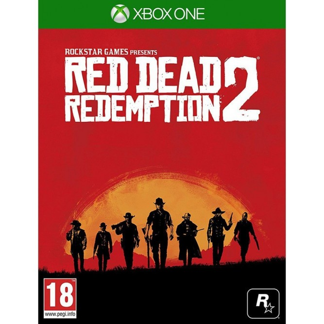 Игра Red Dead Redemption 2 (Xbox One) (rus sub)