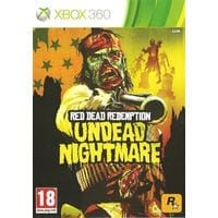 Игра Red Dead Redemption: Undead Nightmare (Xbox 360) б/у