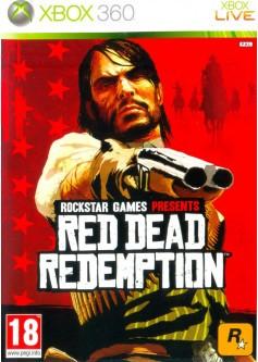 Игра Red Dead Redemption (Xbox 360) б/у (rus)
