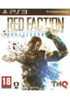 Игра Red Faction: Armageddon (PS3) б/у