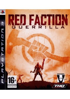 Игра Red Faction: Guerrilla (PS3) б/у