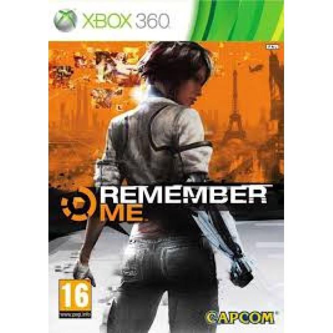 Игра Remember Me (Xbox 360) б/у