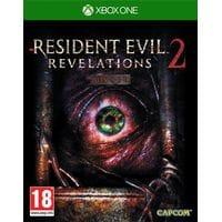 Игра Resident Evil: Revelations 2 (Xbox One) б/у (rus sub)
