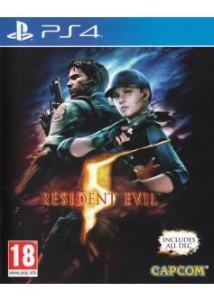 Игра Resident Evil 5 (PS4) б/у