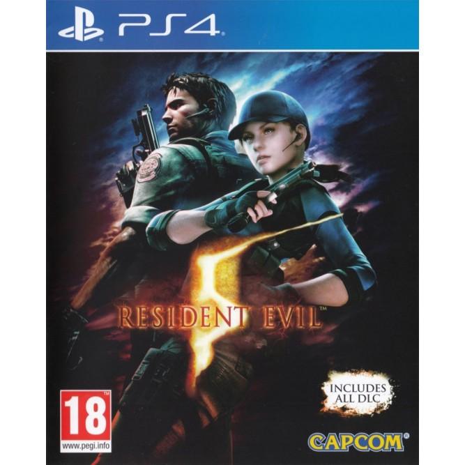 Игра Resident Evil 5 (PS4) (eng)