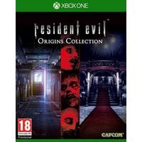 Игра Resident Evil: Origins Collection (Xbox One) (eng)