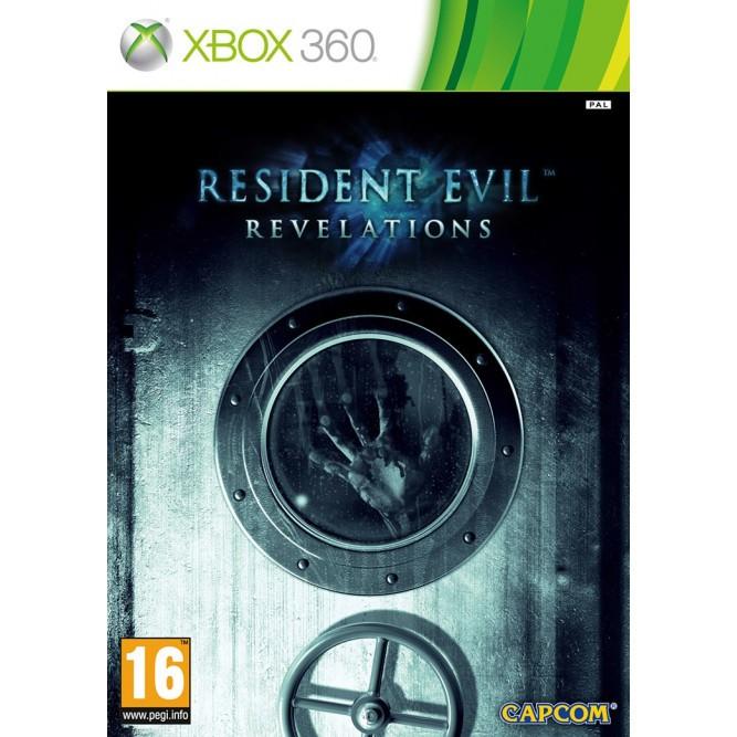 Игра Resident Evil: Revelations (Xbox 360) б/у