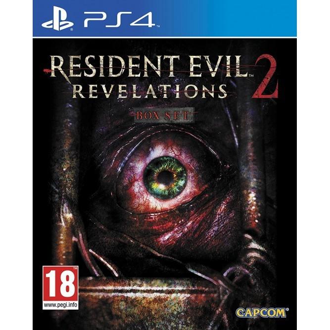 Игра Resident Evil: Revelations 2 (PS4) (rus)