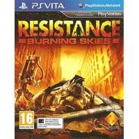 Игра Resistance: Burning Skies (PS Vita) б/у