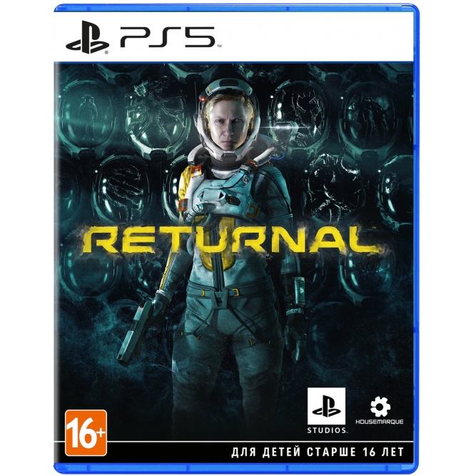Игра Returnal (PS5) (rus)