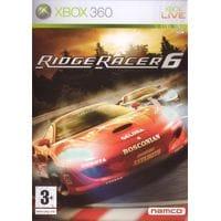 Игра Ridge Racer 6 (Xbox 360) б/у