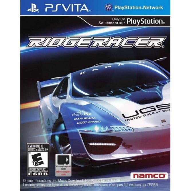 Игра Ridge Racer (PS Vita) б/у