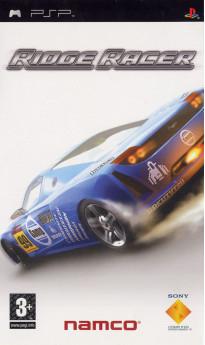 Игра Ridge Racer (PSP) б/у