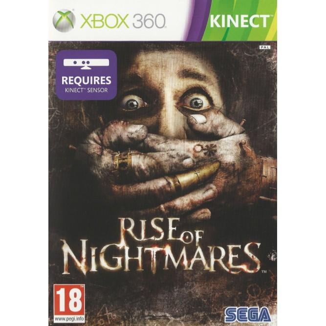 Игра Rise of Nightmares (Xbox 360) б/у