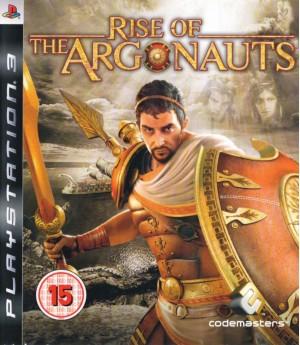 Игра Rise of the Argonauts (PS3) (eng) б/у