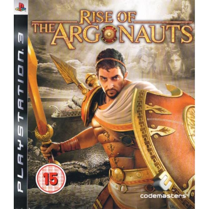 Игра Rise of the Argonauts (PS3) (eng)