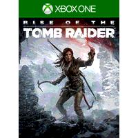 Игра Rise of the Tomb Raider (Xbox one) б/у