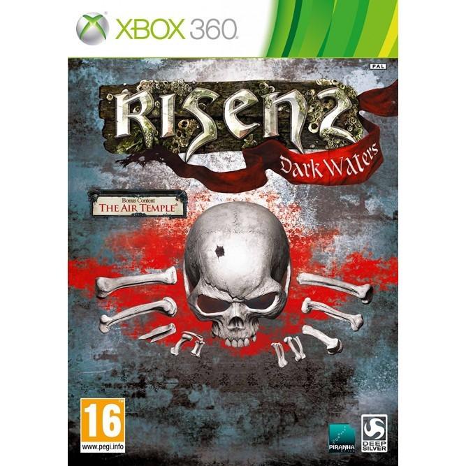 Игра Risen 2: Dark Waters (Xbox 360) б/у