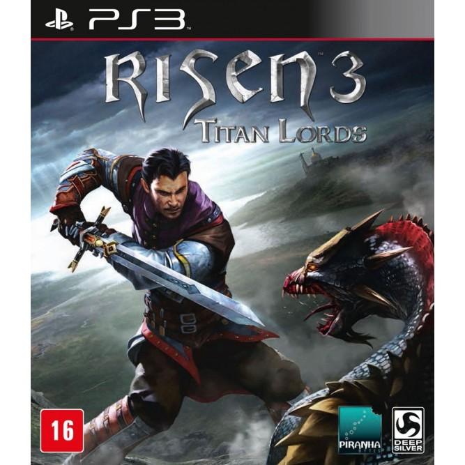 Игра Risen 3: Titan Lords (PS3) б/у