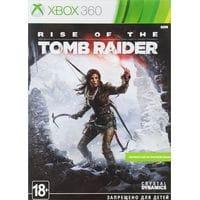Игра Rise of Tomb Raider (Xbox 360) (rus) б/у