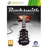 Игра Rocksmith (Xbox 360) б/у