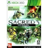 Игра Sacred 3: Гнев Малахима (Xbox 360) б/у